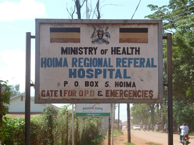An LC 1 Chairman has been asked by authorities to give an explanation of his remarks on Hoima Referral Hospital while addressing President Museveni recently (FILE PHOTO)