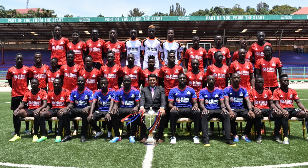 Vipers are the defending champions of the Uganda Premier League (file photo)
