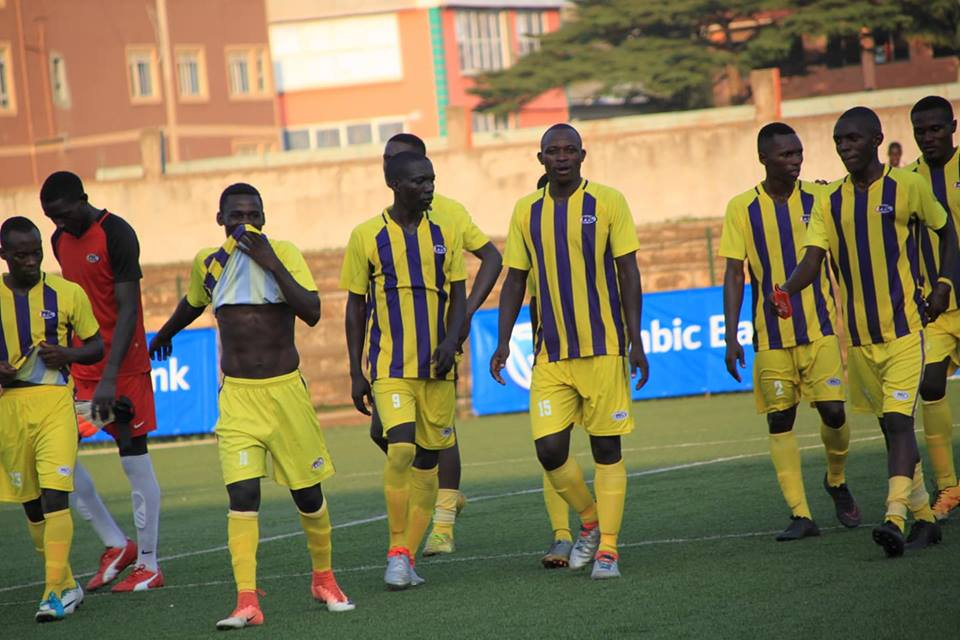Proline were making their debut at the CECAFA Kagame Cup. (PHOTO/File)