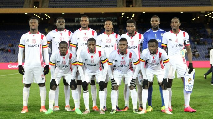 Uganda failed to win a single game at the last CHAN edition (file photo)