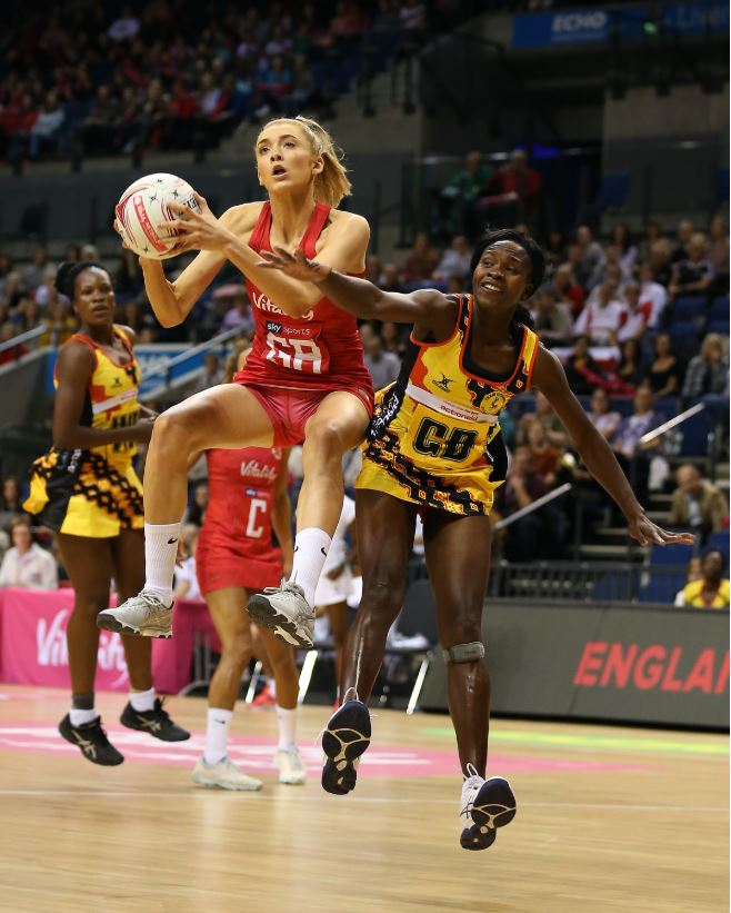 Uganda lost the series after losing the first two games (Photo by Agency)