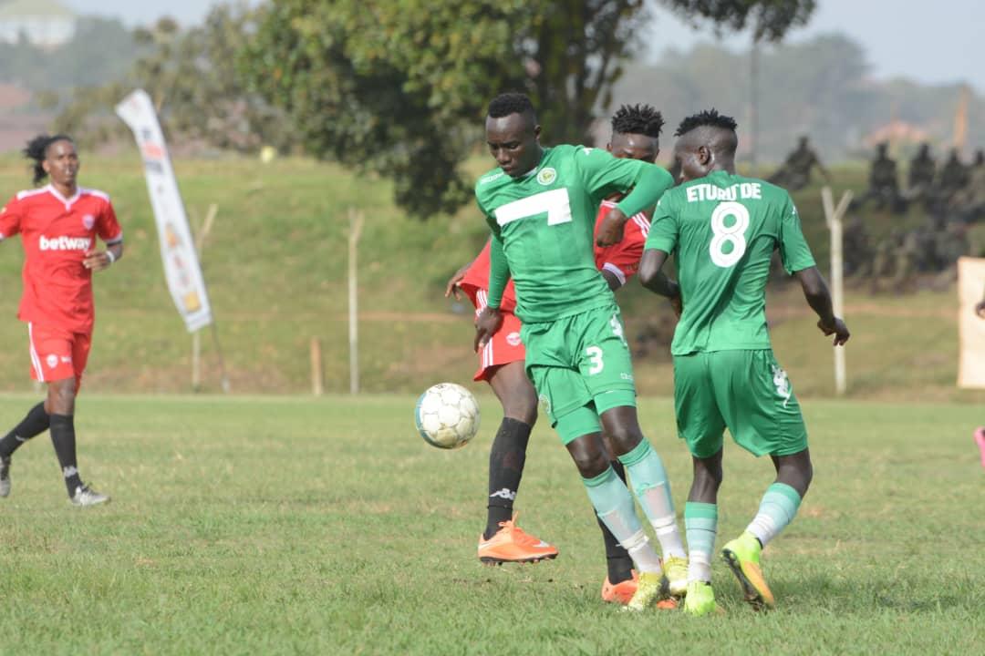 Onduparaka lost their last league game 1-0 away to Bul