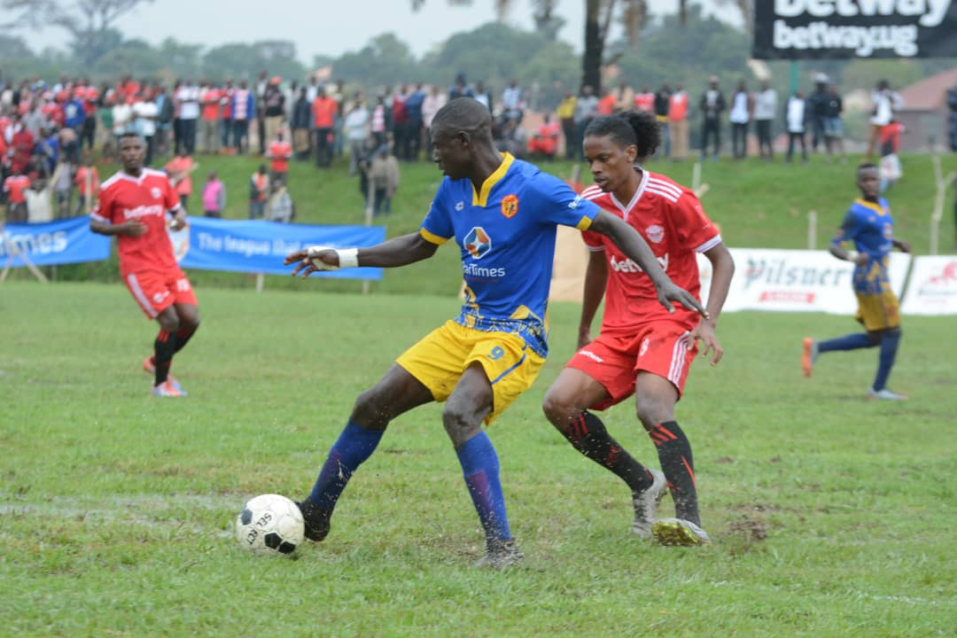 KCCA FC lost 3-2 away to Express in their last game (file photo)
