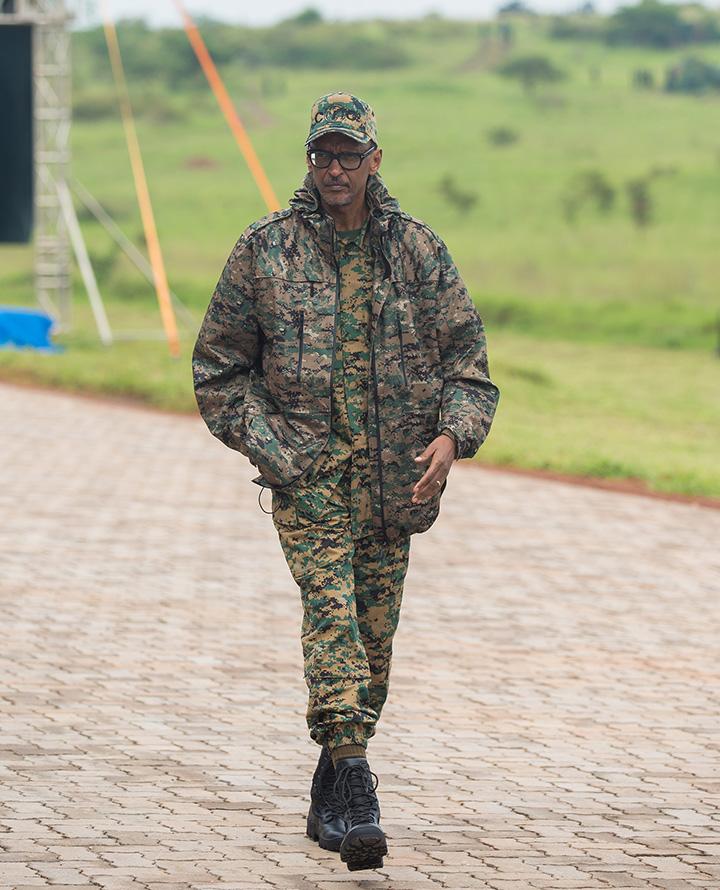 Rwandan President  Paul Kagame (PHOTO/NewTimes)