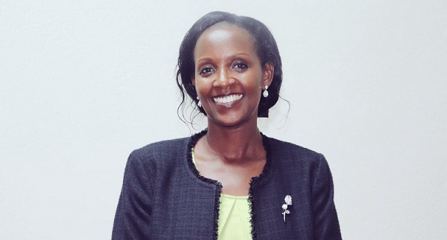 Ms Lorna Magara was elected the new chairperson of the Makerere University Council on Thursday December 20 (FILE PHOTO)