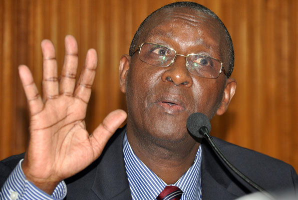 Outgoing PS of Ministry of Gender, Pius Bigirimana, faces scrutiny over a dircetive to local exporting companies