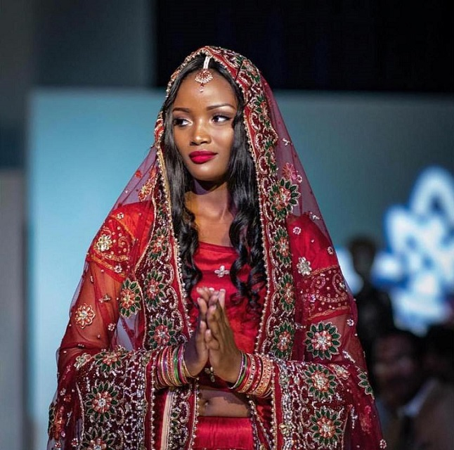 Miss World Africa, Ms Quinn Abenakyo stunned contestants to be crowned a Continental Beauty queen for Africa in  the Miss World 2018 competition unveiled in Sanya City, China (FILE PHOTO)