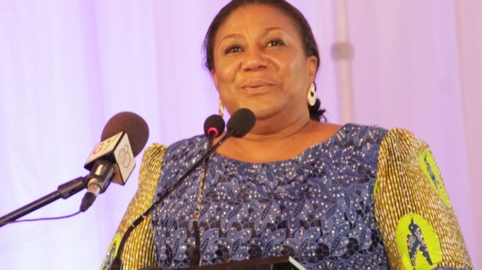First Lady Rebecca Akufo-Addo named 'Nutrition Champion' for Ghana