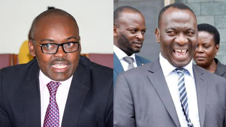 Legislator, Hon Medard Ssegona has queried Benedict Ssekabira how Bank of Uganda was able to use shs.478bn to clean the mess rather than furnishing Crane bank with 157bn for capitalisation (FILE PHOTO)