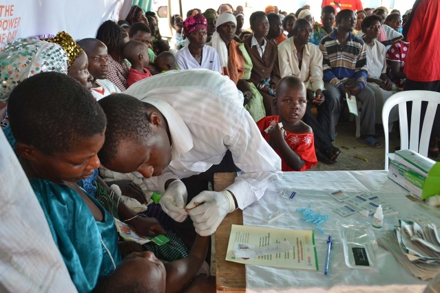 Study of malaria rapid diagnostic tests in Uganda assesses scalability, identifies supply chain challenges