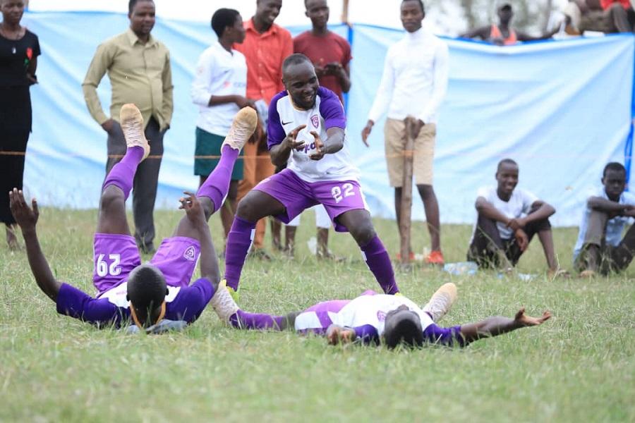 Wakiso Giants are still unbeaten in the FUFA Big League this season (Photo by Wakiso Media)