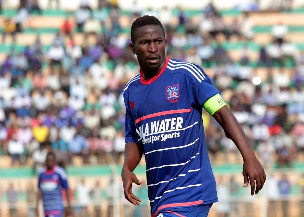 Bengo signed with Wakiso in July (file photo)