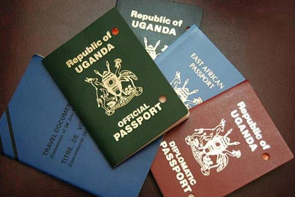 The new e-passport fees will be Shs250,000 and Shs400,000, with issuance set to begin on January 9. (FILE PHOTO)