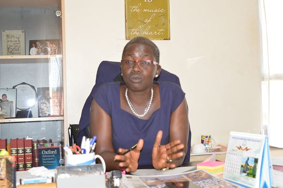 Justice Jane Francis Abodo of the High Court has