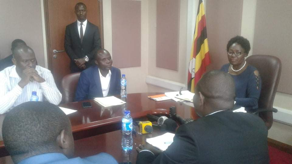 Music promoter and several other artistes have petitioned speaker Kadaga over continued police harassment and tough guidelines (PML Daily PHOTO
