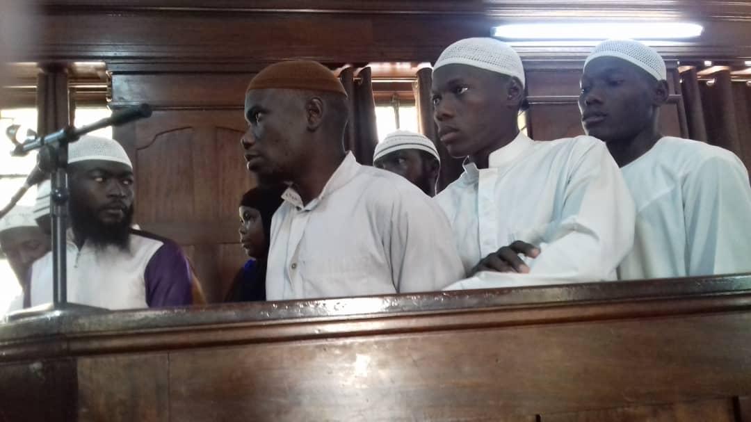 Magara suspects
