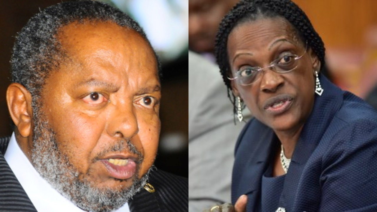 Central Bank Governor, Emmanuel Mutebile has come out to clarify that he did not delegate his authority to embattled former BoU Director of Supervision in the sale of Global Trust bank (FILE PHOTO)