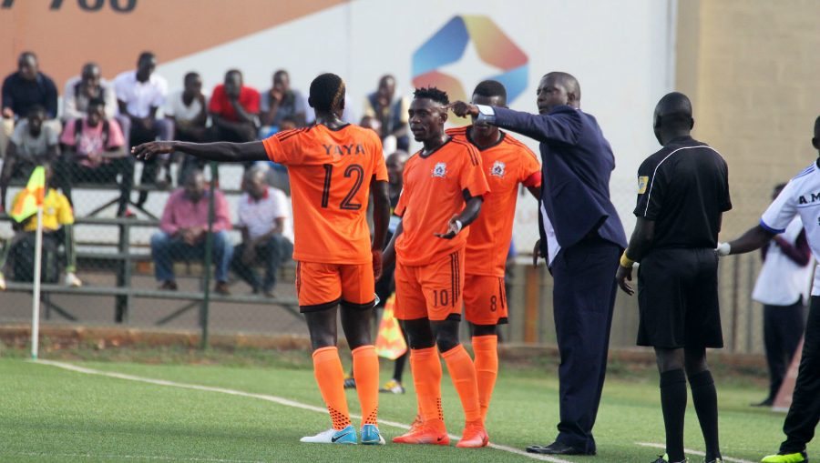 Tooro United have won only one game away from home this season (file photo)