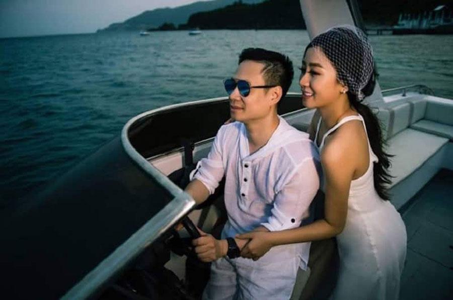 Van Anh and Dang Tuan