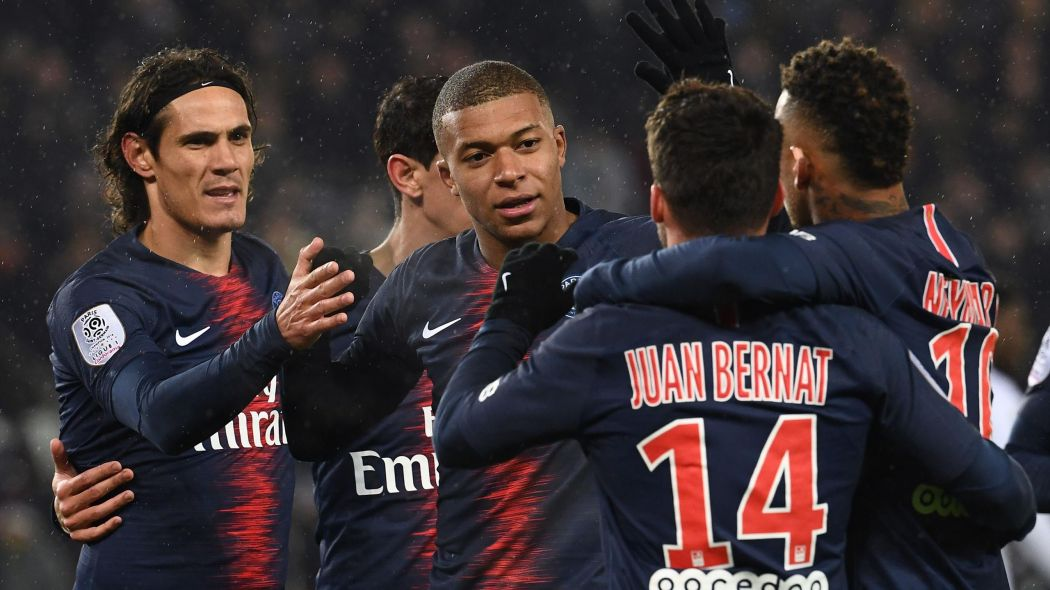 PSG are still 13 points clear at the top (Photos by Agencies)