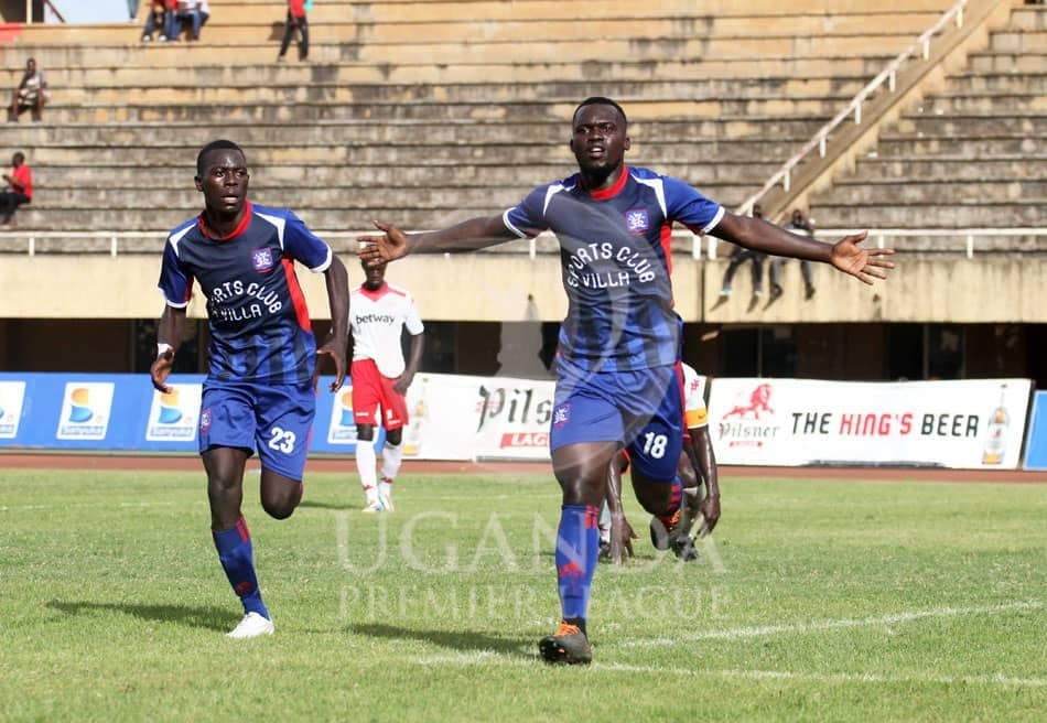 Villa have not lost in any of their last 7 games (Photo by UPL Media)