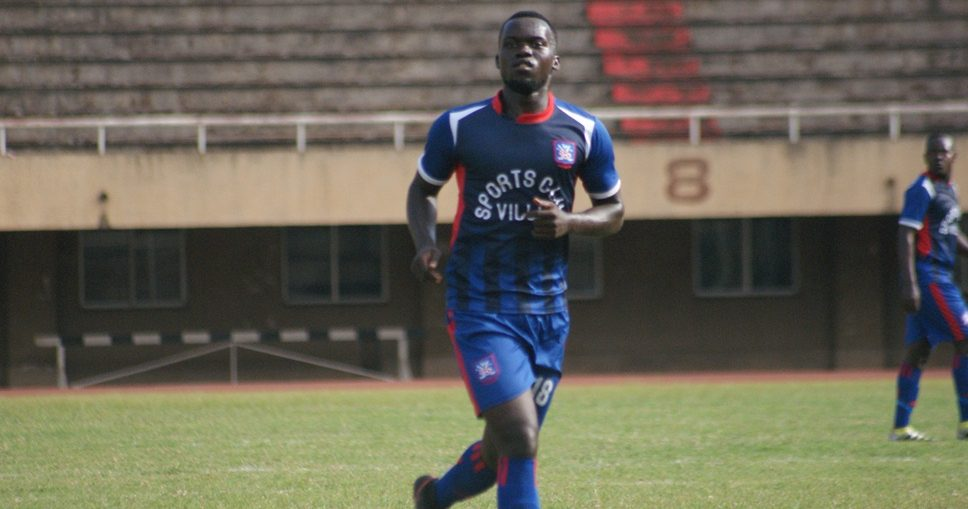 Mutanda had two chances to score after coming on.