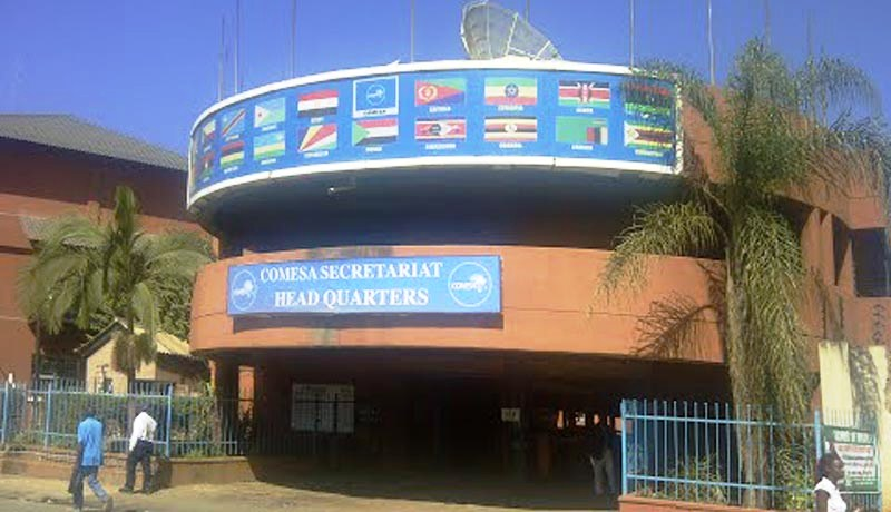 COMESA Headquarters in Lusaka, Zambia