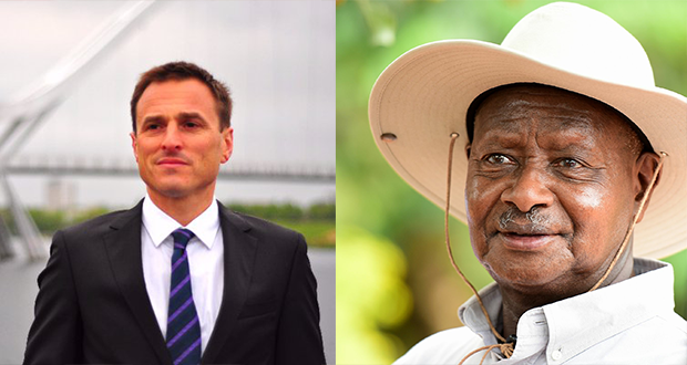 British Labour Party politician and MP, Paul Daniel WIlliams has moved to slap sanctions on President Museveni's administration over human rights violations & democracy sabotage(FILE PHOTO)
