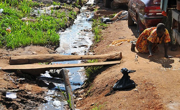 Health & stanitation standards continue to deteriorate as 2 case pf cholera are registered in Lubaga (FILE PHOTO)