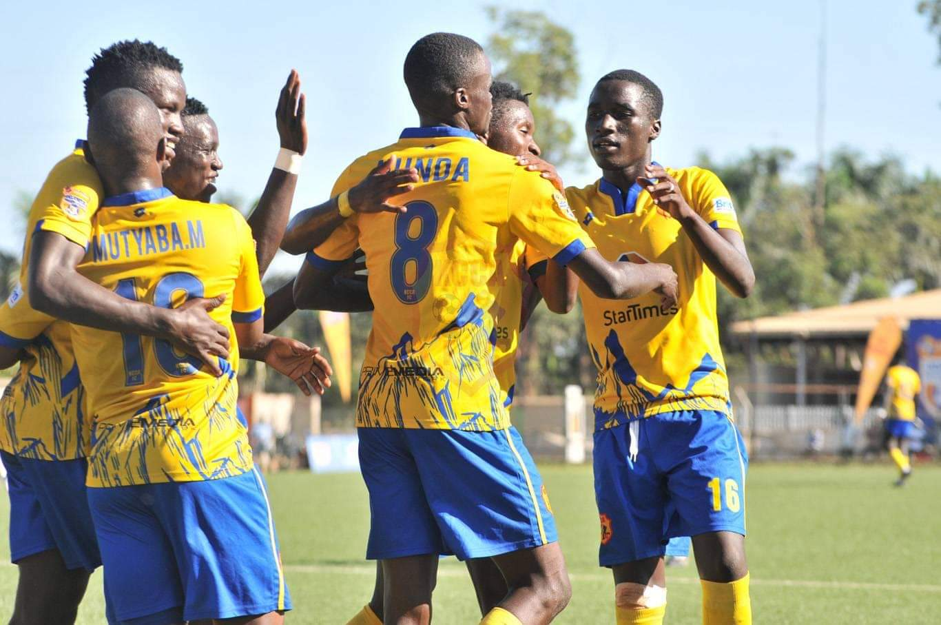 KCCA lost 3-0 in the first leg (File Photo)