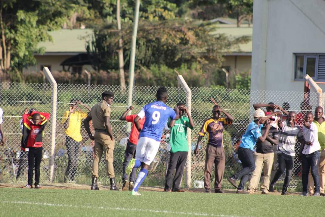Kambale scored the only goal of the game (file photo)