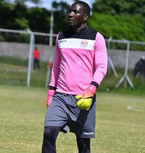 Mugabi signed for Wakiso last month (Photo by Agency)