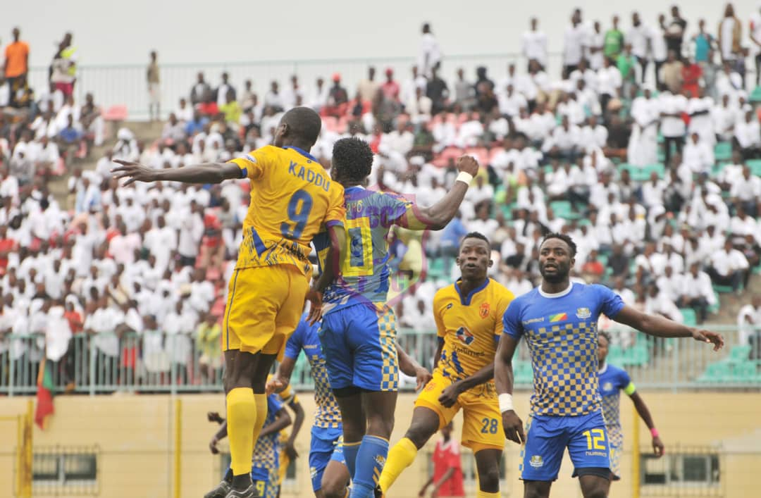 KCCA FC need a 4-0 scoreline to overcome Otoho in the CAF Confederations Cup (file photo)