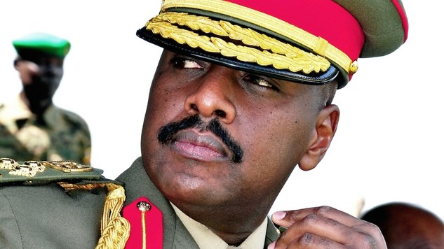The newly reappointed SFC commander, Gen Muhoozi Kainerugaba who also happens to be the First Son  (PHOTO/File).