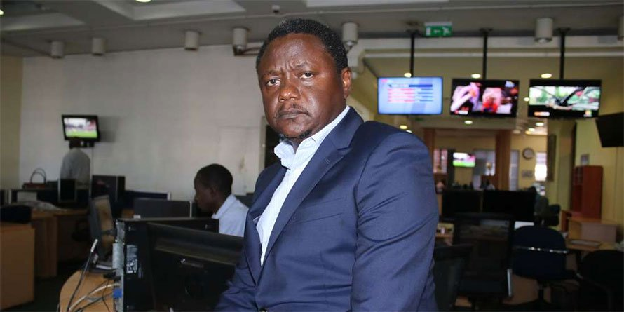 Mutumba Mathiu has been named new NMG editorial director. (NMG PHOTO)