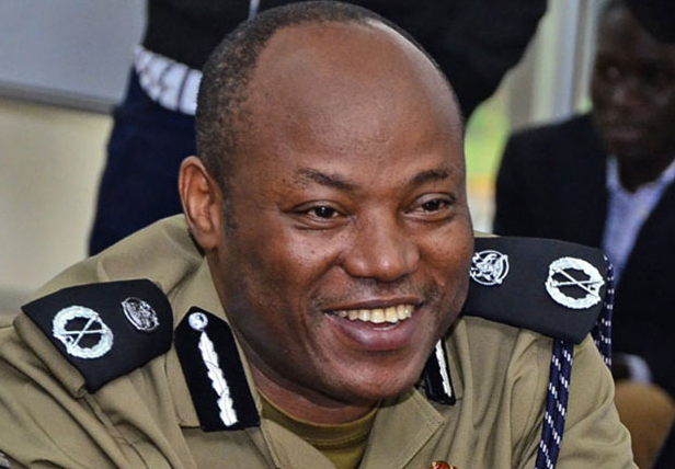 former Director of crime Intelligence in the Uganda Police Force Col. Nduhura Atwooki