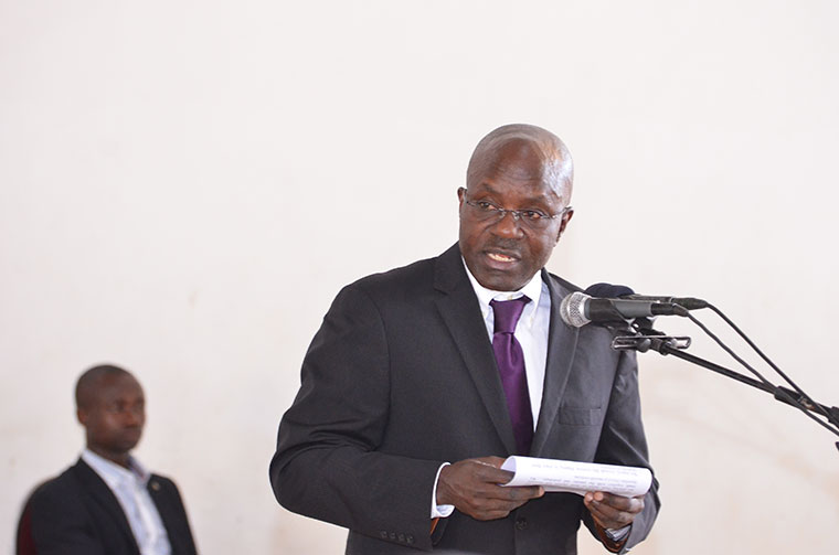 Ministry of Education and Sports Permanent Secretary Mr Alex Kakooza recently