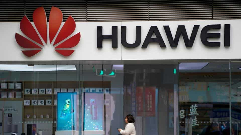 Huawei has released financial results (PHOTO/File)