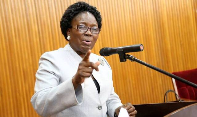 The-Speaker-of-Parliament-Rebecca-Kadaga (FILE PHOTO)