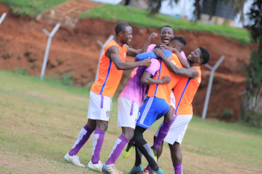 Wakiso defeated Entebbe in their last game (Photo by Wakiso Media)