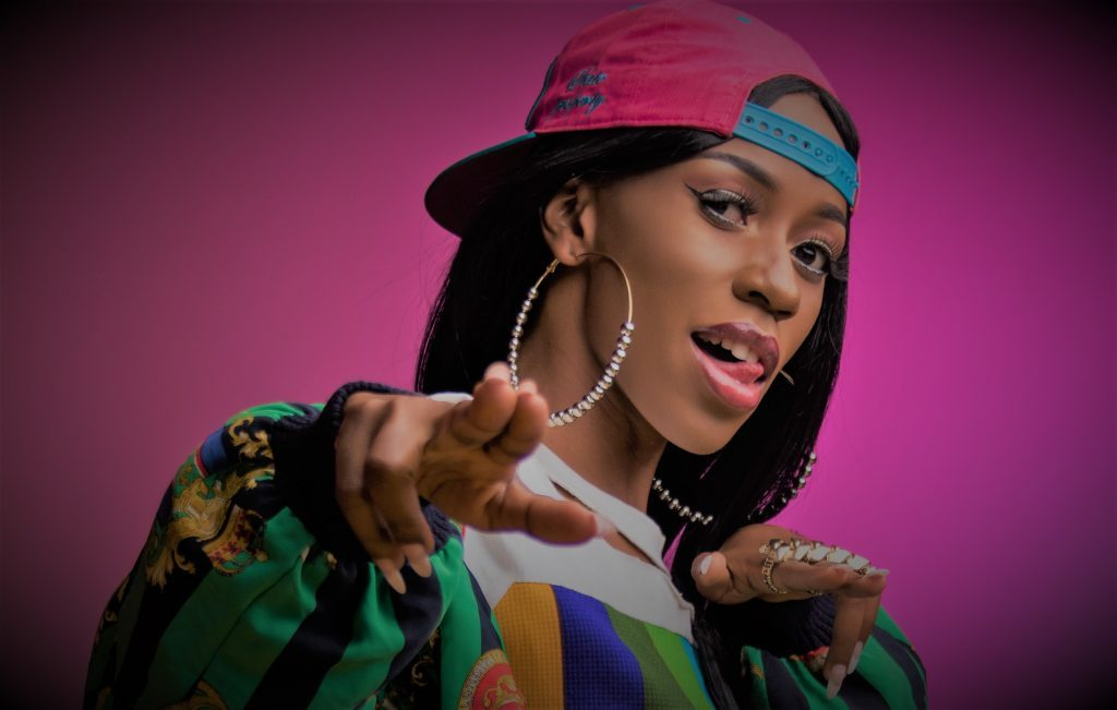 Uganda dancehall star Vinka nominated in four categories in HiPipo awards 2018. (FILE PHOTO)