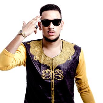 South African rapper AKA