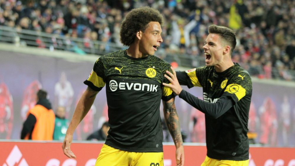 Dortmund have failed to score in only one Bundesliga game this season (Agency Photo)