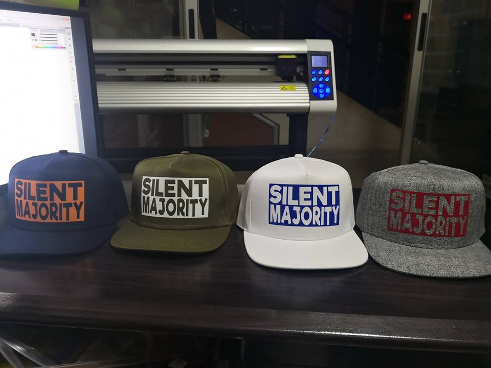 Silent Majority capes on the market. (PML Daily PHOTO)