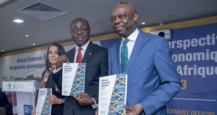 African Economic Outlook 2019: Africa growth prospects remain steady,