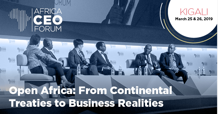 African business leaders to in Kigali, Rwanda to the implementation of the Continental Free Trade Area