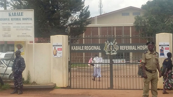Kabale Referral Hospital is one of the health facilities on the spot as legislators petition parliament to removed hospital off yaka (prepaid) electricity citing high consumption and unstable connection (FILE PHOTO)