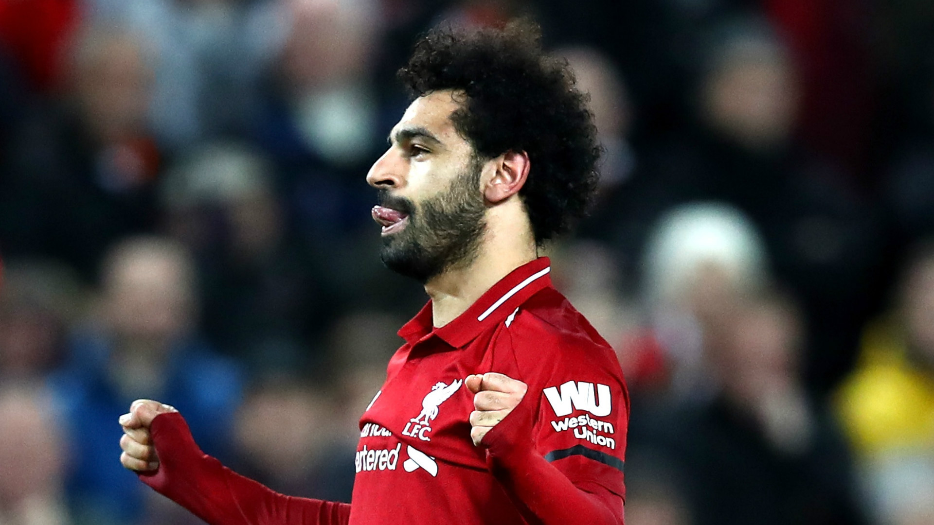 Salah is the continent's star at the moment (Photo by Agency)