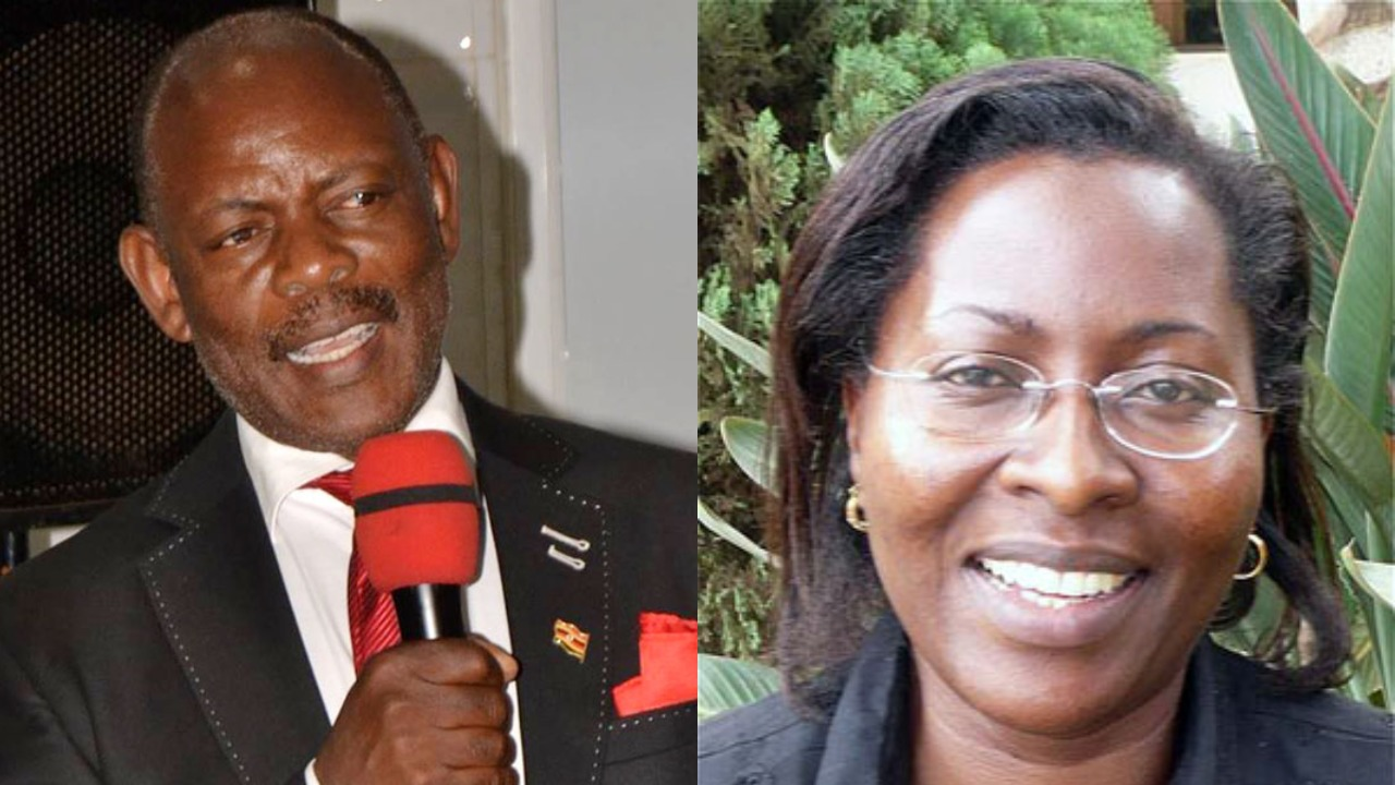 Makerere University Vice Channcellor, Prof Barnabas Nawangwe has names a four-team to investigate the suspeciaion at Uganda's oldest' university (FILE PH0TO)