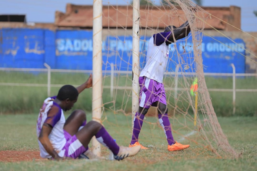Wakiso Giants are the only unbeaten side in the FUFA Big League (Photo by Wakiso Giants Media)